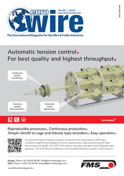 EuroWire July 2021 cover