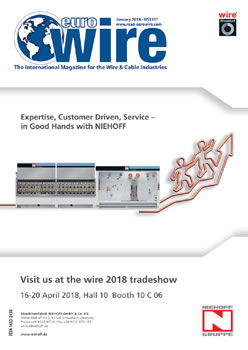 EuroWire January 2018 cover