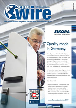 EuroWire May 2021 cover