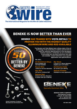 EuroWire November 2017 cover