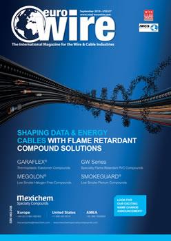 EuroWire September 2019 cover